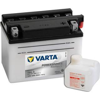 Varta Powersports Freshpack YB4L-B