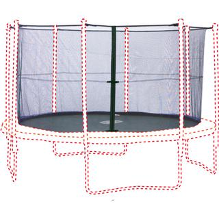 Outra Safety Net Extreme 366cm