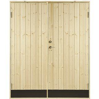 Plus 39354-1 Yderdør Venstrehængt, Højrehængt (151.2x187.8cm)