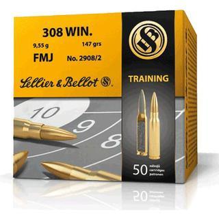 Sellier&Bellot 308 Win 147gr FMJ