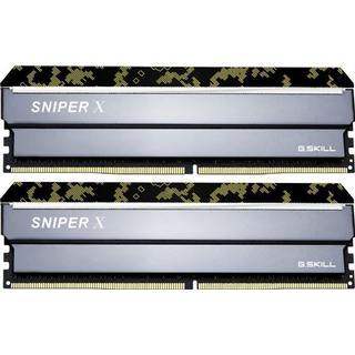G.Skill Sniper X DDR4 2666MHz 2x8GB (F4-2666C19D-16GSXK)