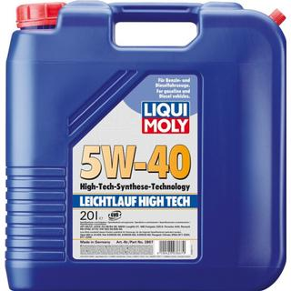 Liqui Moly Leichtlauf High Tech 5W-40 20L Motorolie