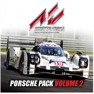 Assetto Corsa: Porsche Pack II