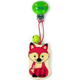 Hess Clip on Toy Fox