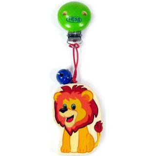 Hess Clip on Toy Lion