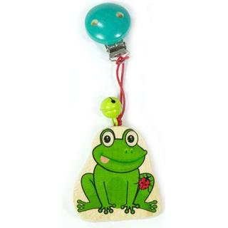 Hess Clip on Toy Frog