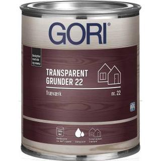 Gori 22 Transparent Træbeskyttelse Transparent 0.75L
