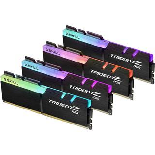 G.Skill Trident Z RGB DDR4 3200MHz 4x16GB (F4-3200C16Q-64GTZR)
