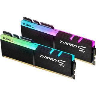 G.Skill Trident Z RGB DDR4 3000MHz 2x16GB (F4-3000C16D-32GTZR)
