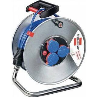 Brennenstuhl Garant S 1198580 3-way 25m Cable Drum
