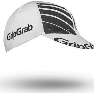 Gripgrab Summer Cycling Cap Men - White