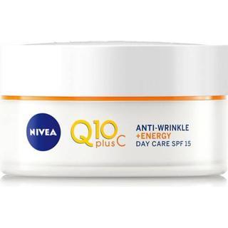Nivea Q10 Plus C Anti-Wrinkle + Energy Day Cream SPF15 50ml