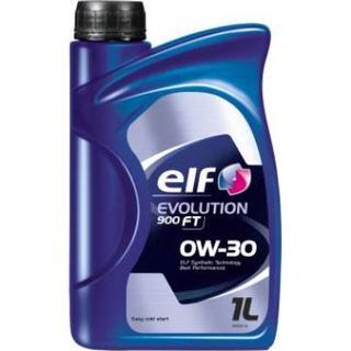 Elf Evolution 900 FT 0W-30 1L Motorolie