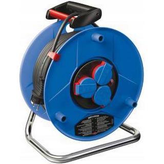 Brennenstuhl Garant 1233120 3-way 40m Cable Drum
