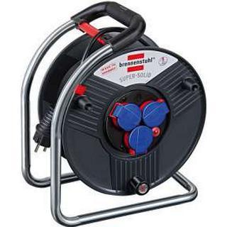 Brennenstuhl Super-Solid 1308200 3-way 40m Cable Drum