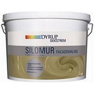 Dyrup Dekstrem Silomur Facademaling Hvid 9L