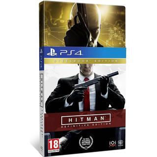 Hitman: Definitive Edition - Steelbook Edition