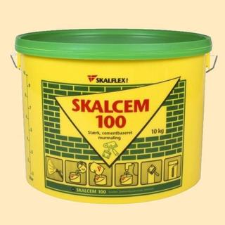 Skalflex Skalcem 100 Cementmaling Beige