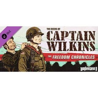 Wolfenstein II: The Freedom Chronicles - The Deeds of Captain Wilkins