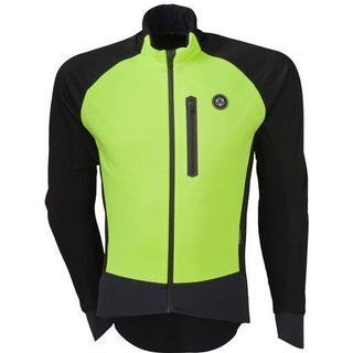 AGU Pro Winter Soft Shell Jacket Men - Yellow