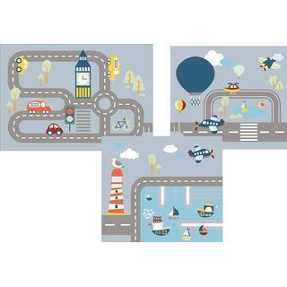 Flexa Transportation Play Curtain