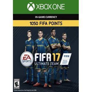Electronic Arts FIFA 17 - 1050 Points - Xbox One • Se ...