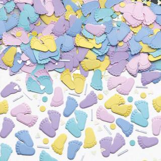 Amscan Confetti Pitter Patter