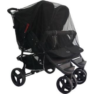 Carena Mosquito Twin Myggholmen Stroller