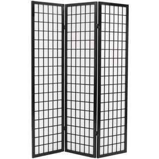 vidaXL 3 Panels Japanese Style 120cm