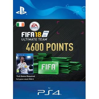 Electronic Arts FIFA 18 - 4600 Points - PS4
