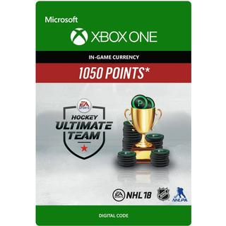 Electronic Arts NHL 18 - 1050 Points - Xbox One