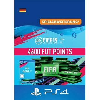 Electronic Arts FIFA 19 - 4600 Points - PS4