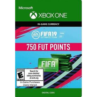 Electronic Arts FIFA 19 - 750 Points - Xbox One