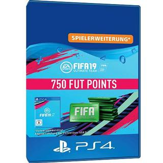 Electronic Arts FIFA 19 - 750 Points - PS4
