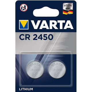 Varta CR2450 2-pack