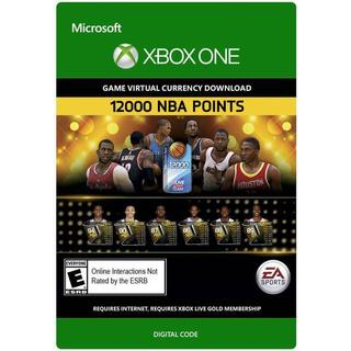 Electronic Arts Nba Live 15 - 12000 Points - Xbox One