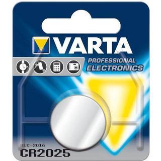 Varta CR2025 10-pack