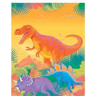 Amscan Table Cloth Prehistoric Party