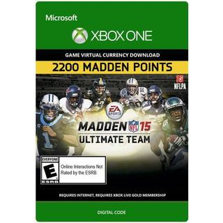 Electronic Arts Madden NFL 15 - 2200 Points - Xbox One