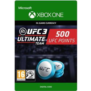 Electronic Arts UFC 3 - 500 Points - Xbox One