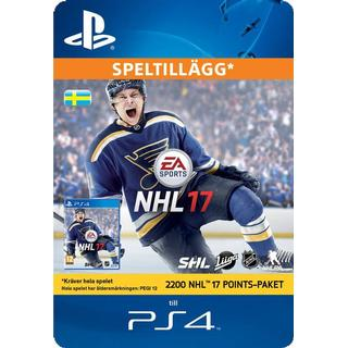 Electronic Arts NHL 17 - 2200 Points - PS4