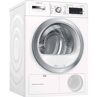 Bosch WTWH759PSN Hvid