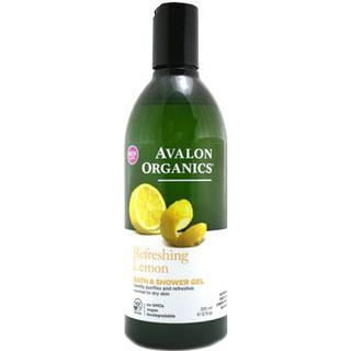 Avalon Organics Lemon Verbena Bath & Shower Gel 355ml