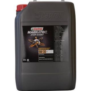 Castrol Magnatec Stop-Start 0W-30 D 20L Motorolie