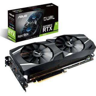 ASUS GeForce RTX 2070 8GB DUAL ADVANCED