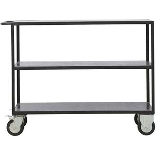 House Doctor Shelving Unit with 4 Wheels 98cm Rullebord