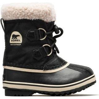 Sorel Little Kids' Yoot Pac Nylon Boot - Black