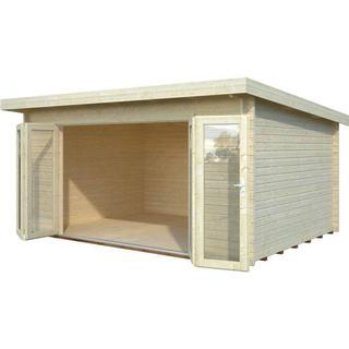 Palmako Lea (Areal 14.2 m²) Forudindstillet pakke