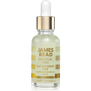 James Read Gradual Tan H2O Tan Face Drops 30ml