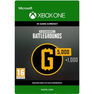 Microsoft PUBG - 6000 G - Xbox One